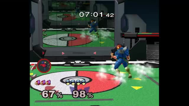 Watch and share Melee GIFs by sexybatman on Gfycat