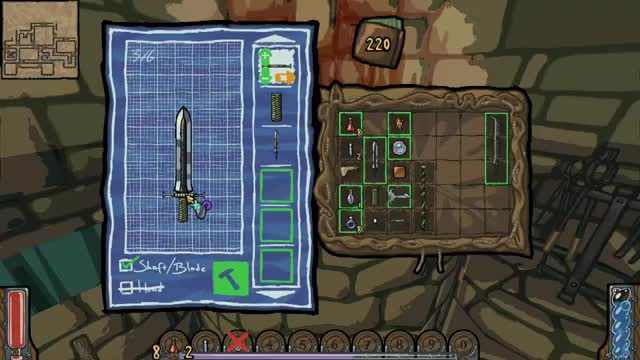 Watch Slasher's Keep - crafting a sword GIF by Damian Schloter (@damiangamian) on Gfycat. Discover more Slasher's Keep, fps, game dev, gamedev, gaming, indie dev, indie games, indie gaming, indiedev, indiegames, indiegaming, pc gaming, roguelike, rpg, screenshots, screenshotsaturday, slashers keep, slasherskeep, video games GIFs on Gfycat