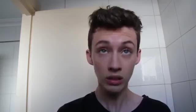 Watch and share Troye Sivan GIFs and Funnygifs GIFs on Gfycat