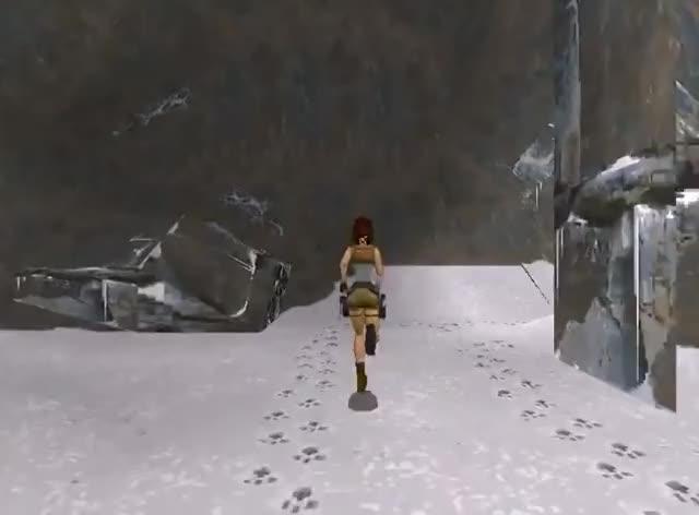Watch PSX Longplay [019] Tomb Raider (Part 1 of 3) GIF on Gfycat. Discover more lara, raider, tomb GIFs on Gfycat