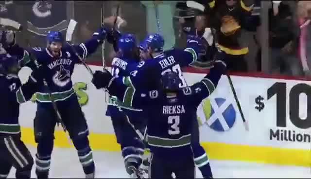 Watch and share Vancouver GIFs and Playoffs GIFs on Gfycat