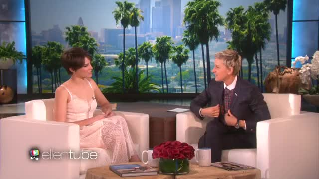 Watch and share Ellen Degeneres GIFs and Lauren GIFs by canadianquad on Gfycat