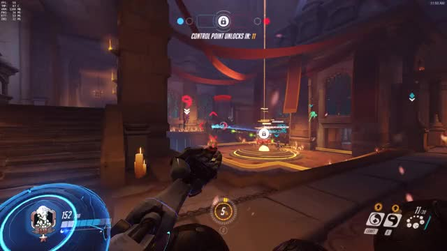 Watch and share Overwatch GIFs by nickusername on Gfycat