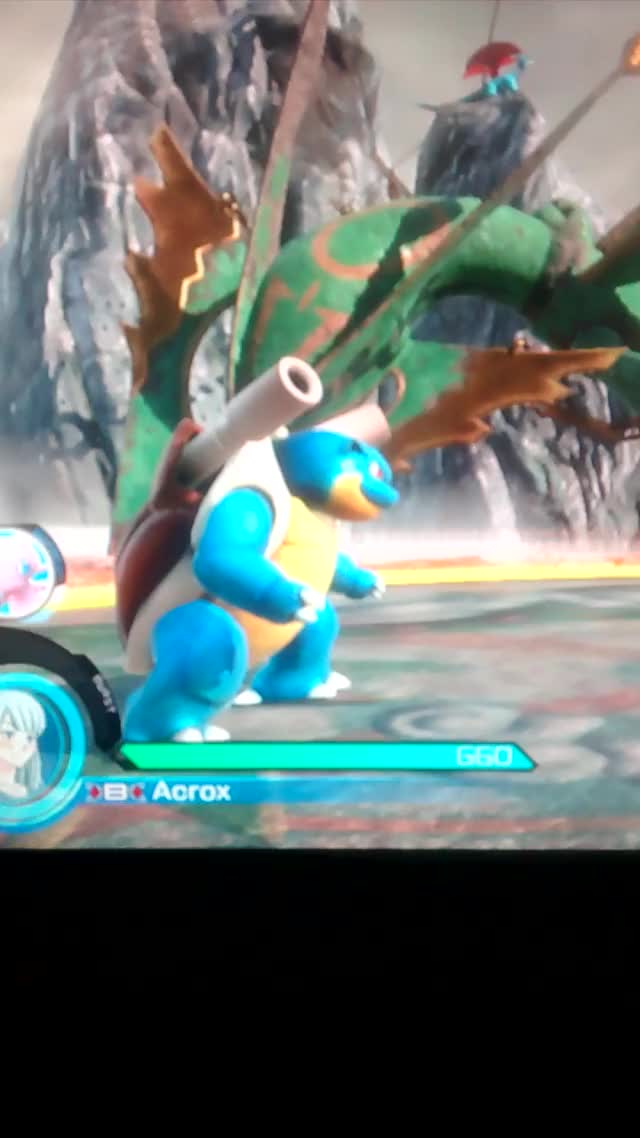 """Watch [Insert """"Toto - Africa"""" here] GIF by @acroxshadow on Gfycat. Discover more Pokken Tournament GIFs on Gfycat"""