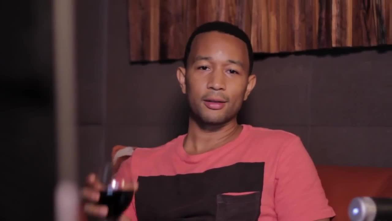 cheers, cool story bro, john legend, nice, John Legend Cheers GIFs