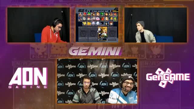 Watch Gemini 2018 VGBC Rishi Vs Crush Winners Semifinals GIF on Gfycat. Discover more AON, AON Gaming, AON Gaming Long Island, AON Long Island, AON Smash, Gaming, Long Island, Shady Penguinn GIFs on Gfycat