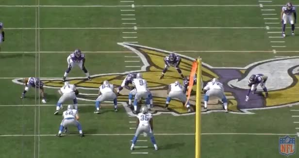 Watch and share DET At MIN '15: Swanson Gets No Push, Warford Tossed GIFs by eagles3217 on Gfycat