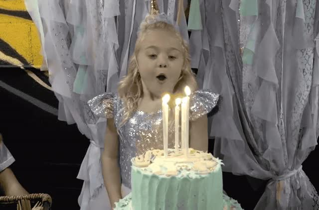 Watch this cake GIF by GIF Queen (@ioanna) on Gfycat. Discover more 5, birthday, blonde, blow, cake, candles, cute, cutie, everleigh, excited, five, food, girl, happy, happy birthday, hip, hooray, old, surprise, years GIFs on Gfycat