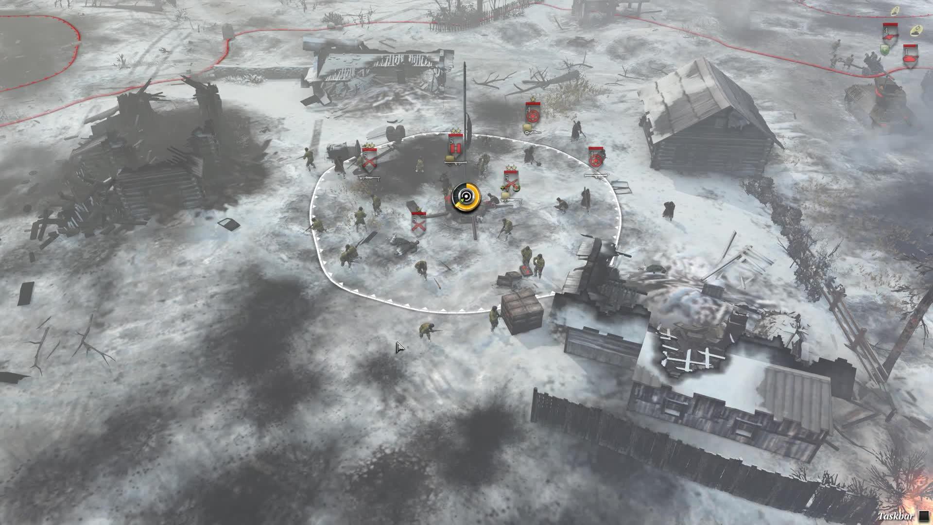 coh2, companyofheroes, stuka bomb, CoH2: Stuka Bomb 6 Squads GIFs