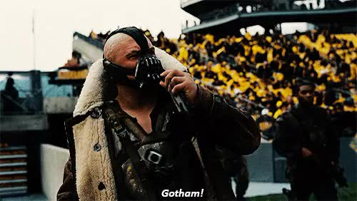 Watch and share Dark Knight Rises GIFs and Christopher Nolan GIFs on Gfycat