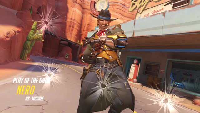Watch quad GIF on Gfycat. Discover more mccree, overwatch, potg GIFs on Gfycat