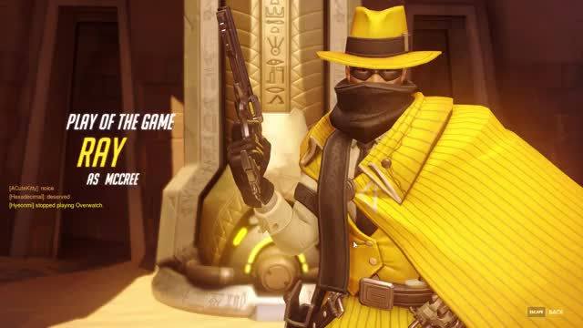 Watch and share Overwatch GIFs by rayyyy on Gfycat