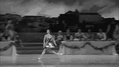 Watch and share Het National Ballet GIFs and Black And White GIFs on Gfycat