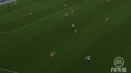 Watch and share FIFA 16 Goal By Melanie Behringer GIFs on Gfycat