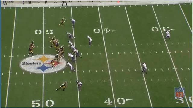 Watch and share Hunter-Griffen All-22.gif GIFs by whirledworld on Gfycat
