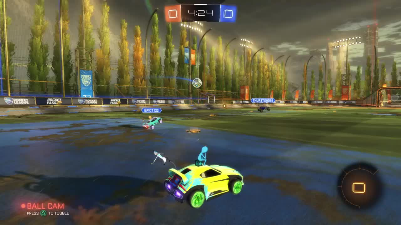 Gaming, PS4share, PlayStation 4, Rocket League®, RocketLeague, weavedawg, Epic Save to Proud Goal GIFs