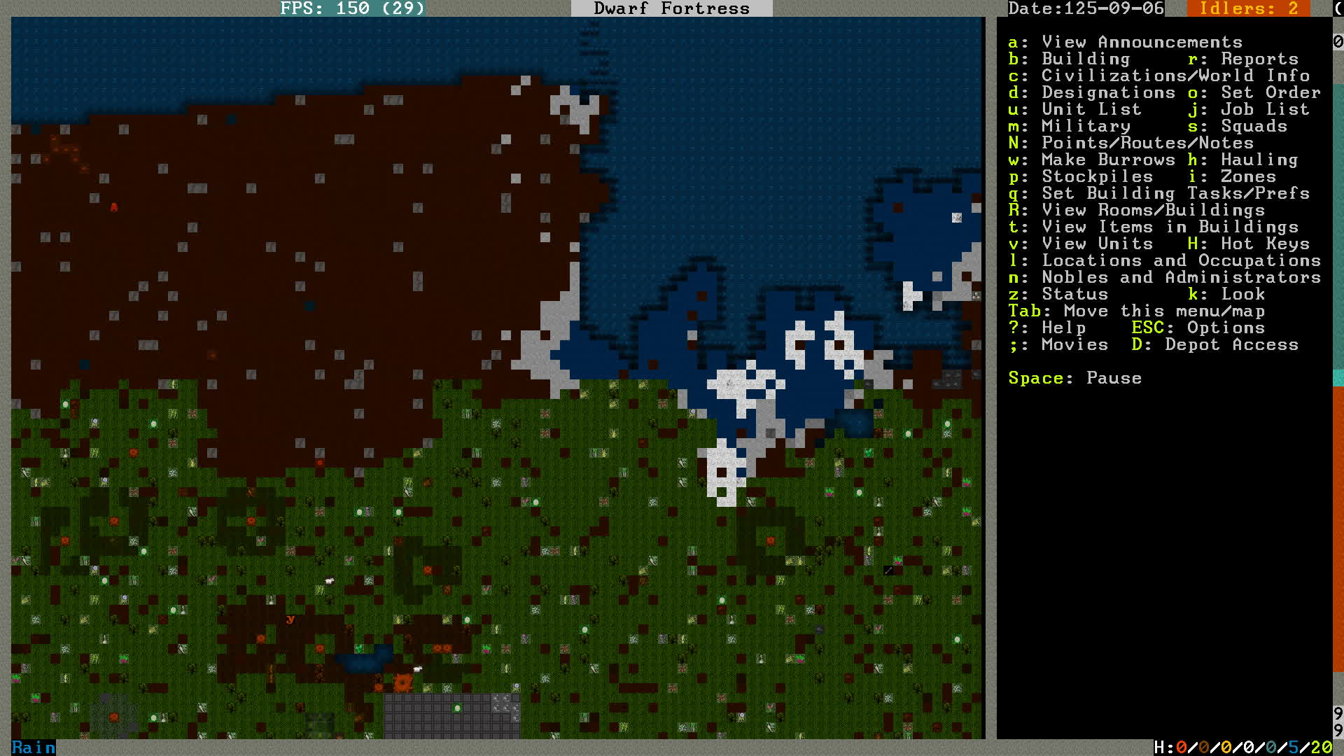dwarffortress, I just love watching the waves roll in.. (reddit) GIFs