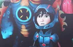 Watch and share Bh6 Spoilers GIFs and Disneyedit GIFs on Gfycat