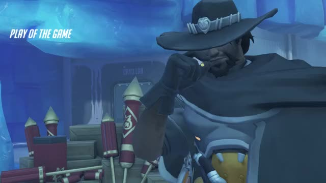 Watch and share Overwatch GIFs and Mccree GIFs by bobacadodl on Gfycat