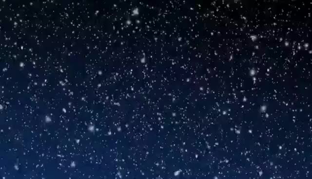Watch and share [10 Hours] Snow Falling Video & Audio BLUE B/G [HD] SlowTV GIFs on Gfycat