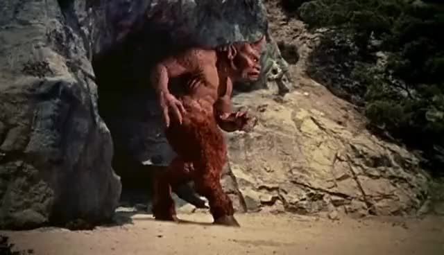 Watch and share Harryhausen GIFs and 7th Voyage GIFs on Gfycat