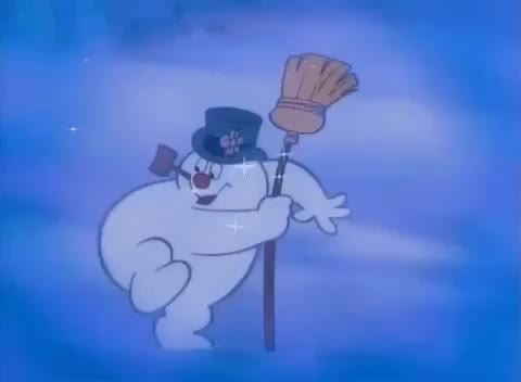 Watch Frosty The Snowman Christmas Movies GIF on Gfycat. Discover more related GIFs on Gfycat