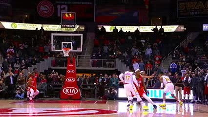 Watch Kent Bazemore — Atlanta Hawks GIF by Off-Hand (@off-hand) on Gfycat. Discover more 011718 GIFs on Gfycat