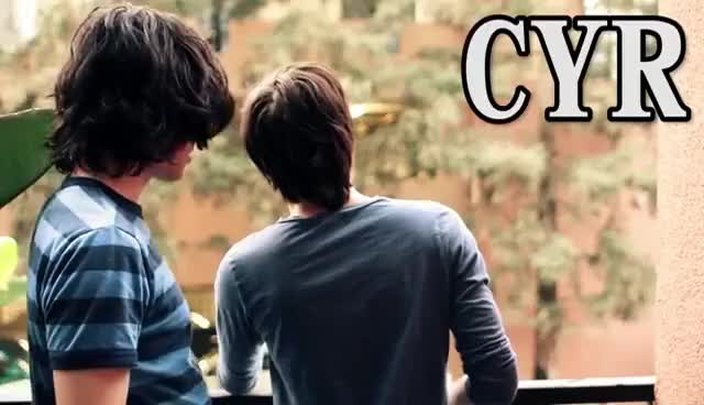 Cyr likes little boys