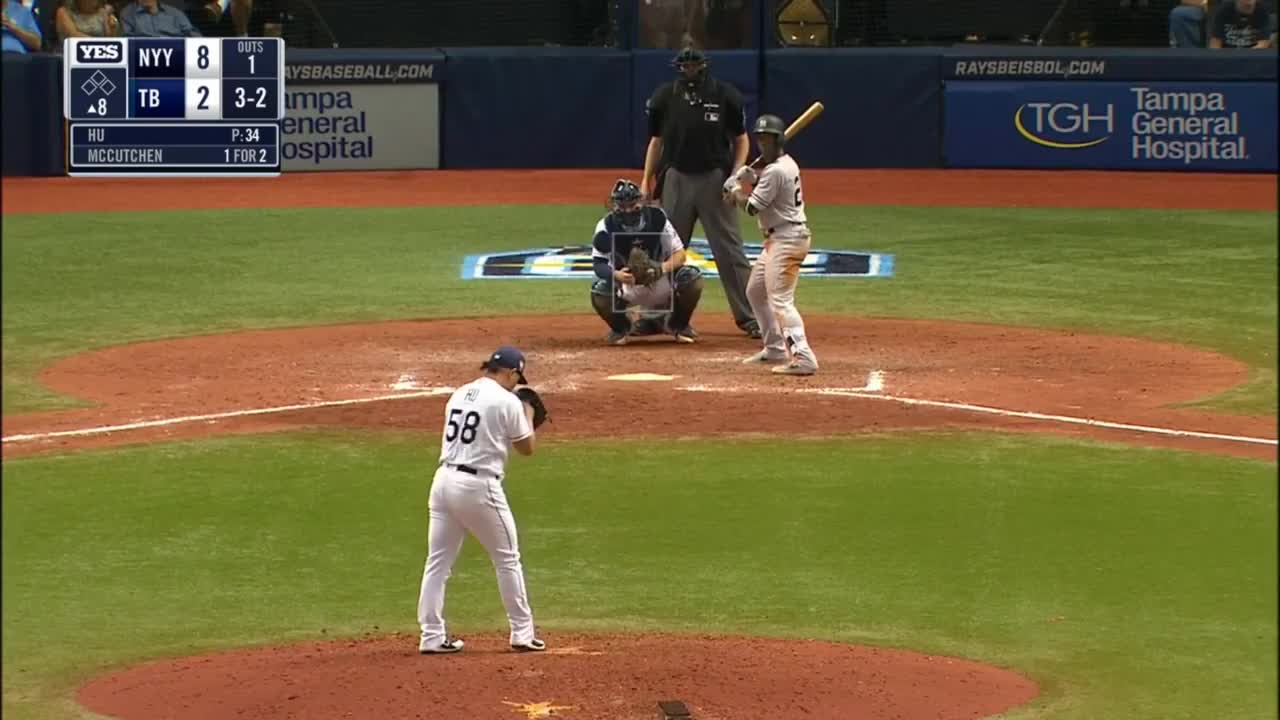 Tampa Bay Rays, baseball, 2018-09-25 21-57-53 GIFs