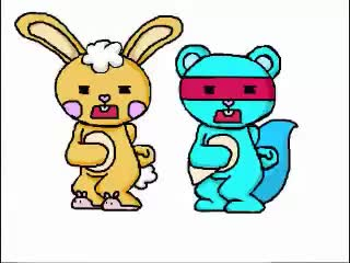 Watch and share Happy Tree Friends GIFs and Flippy GIFs on Gfycat