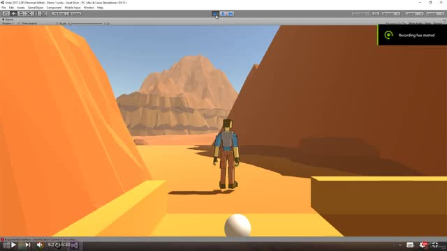 Watch Unity 3D 03.15.2018 - 22.56.30.05 GIF on Gfycat. Discover more related GIFs on Gfycat