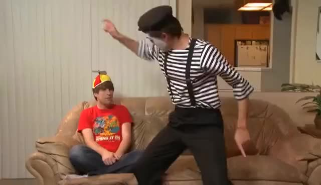 Watch Mime Anthony GIF on Gfycat. Discover more Anthony Padilla The Mime GIFs on Gfycat