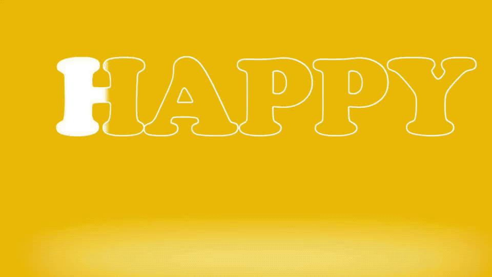 are, bday, best, birthday, cake, candles, card, celebrate, happy, happy birthday, houston, how, lyrics, matt, old, party, song, wished, yellow, you, Matt Houston - Happy birthday GIFs