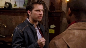 James Roday, Fist Bump GIFs