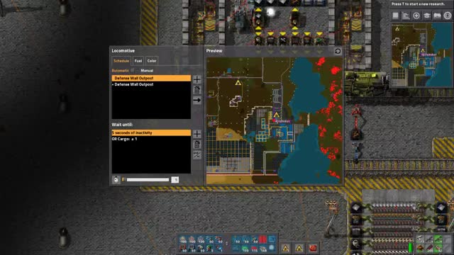 Watch Trains no longer send contents to station if disabled GIF by @kilandor on Gfycat. Discover more factorio GIFs on Gfycat