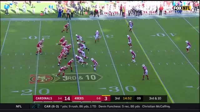 Watch and share Tyrann Mathieu - Busted Cover 4/9 GIFs on Gfycat