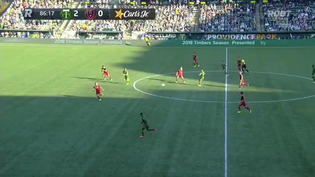 Watch and share Blanco Goal Portland V Rsl 21oct2018 GIFs by C.I. DeMann on Gfycat