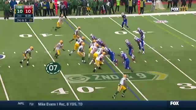 Watch and share Green Bay Packers GIFs and Buffalo Bills GIFs by Leo Spaceman on Gfycat