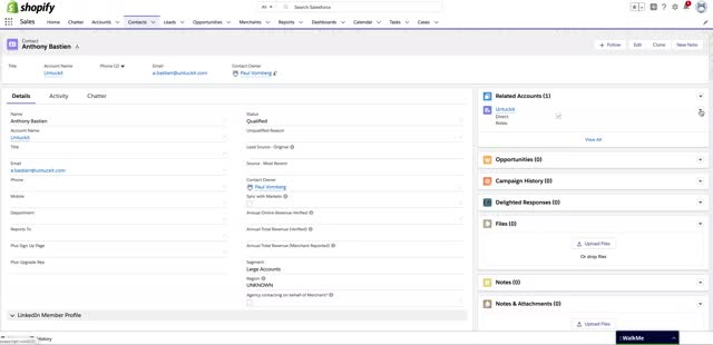 Watch and share Contact Role Updates In Salesforce GIFs on Gfycat