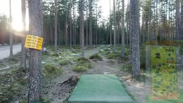 Watch and share Etuysi Äänekoski Liikuntapuiston Rata Hole 2 GIFs on Gfycat