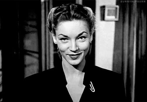 Watch Seance GIF on Gfycat. Discover more lauren bacall GIFs on Gfycat