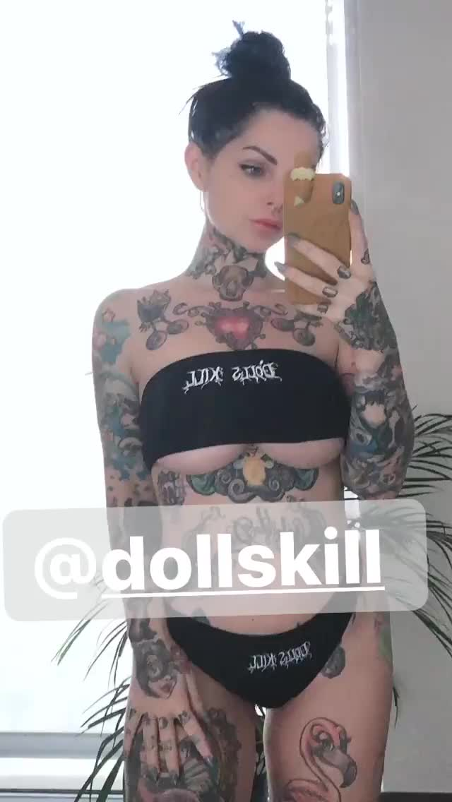 dollskill Tube Top