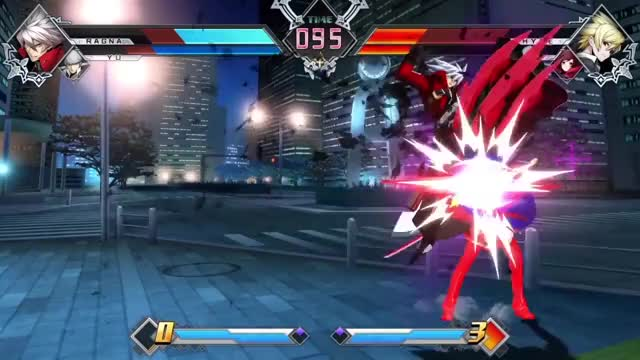 Watch and share Blazblue GIFs and Bbtag GIFs by Elvis Mack on Gfycat