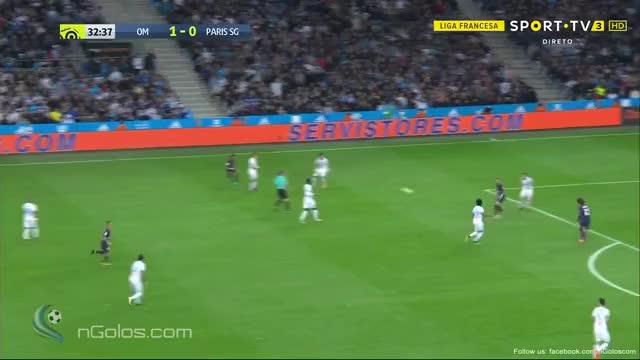 Watch and share (www.nGolos.com) Marseille 1-[1] Paris SG - Neymar 33' GIFs by minieri on Gfycat