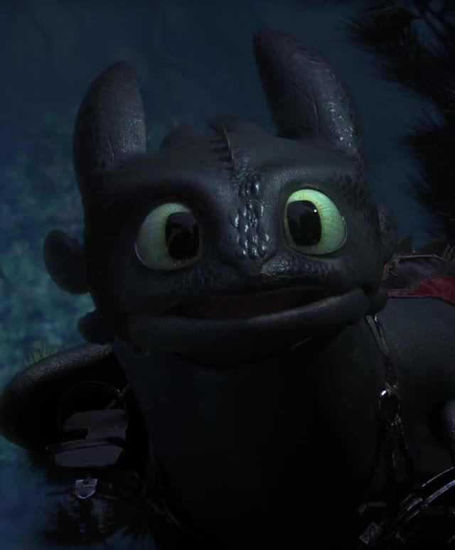 Watch this how to train your dragon GIF by How To Train Your Dragon (@howtotrainyourdragon) on Gfycat. Discover more amazed, how to train your dragon, how to train your dragon the hidden world, httyd, httyd3, shocked, surprise, toothless, wow GIFs on Gfycat