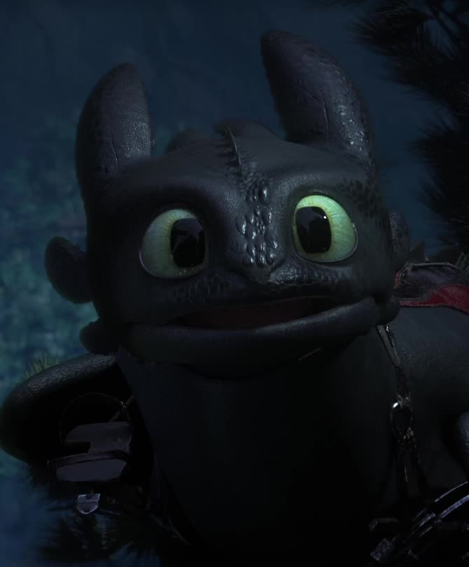 amazed, how to train your dragon, how to train your dragon the hidden world, httyd, httyd3, shocked, surprise, toothless, wow, Toothless Amazed GIFs