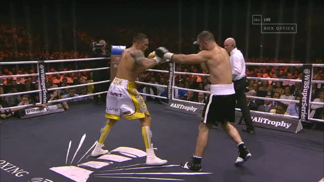 Watch Murat Gassiev Stuns Oleksandr Usyk With a Perfect Shot GIF by @stnstn on Gfycat. Discover more ali trophy, boxing, knockout, lomachenko, murat gassiev, oleksandr usyk, roy jones nudes, wbss GIFs on Gfycat