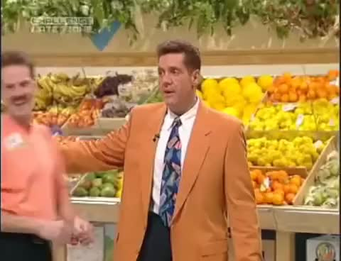 Watch and share Dale Winton's Supermarket Sweep- 1993 General Ep 1 GIFs on Gfycat