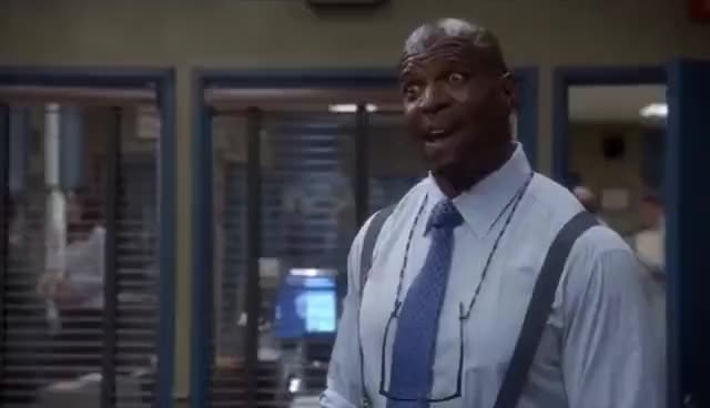 "Watch Captain Holt ""Yas Queen"" - Brooklyn Nine-Nine GIF on Gfycat. Discover more Andre Braugher GIFs on Gfycat"