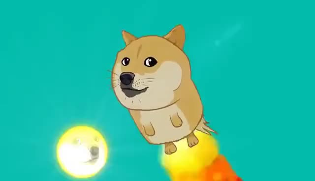 Watch and share Doge Adventure : Animated Music Video : MrWeebl GIFs on Gfycat